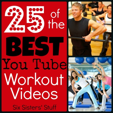 you tube workout videos